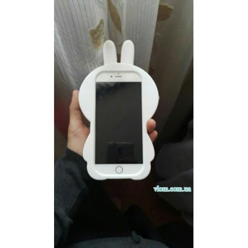 Чехол Белоснежный Зайчик на Iphone 6/6s PLUS