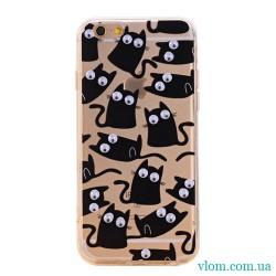 Чехол котята на Iphone 7/8 PLUS