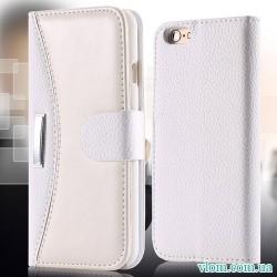Чехол белая кожа на Iphone 7/8 PLUS