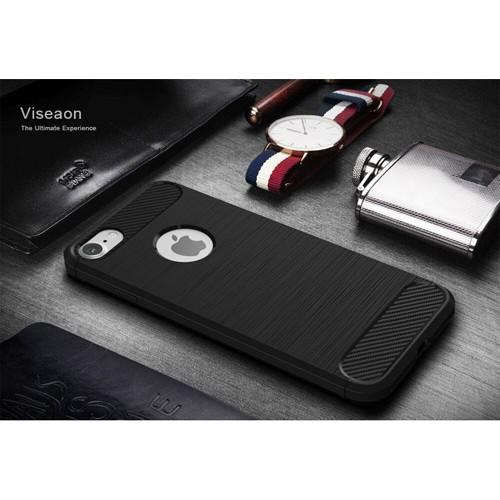 Чехол ребристый черный на Iphone 7/8 PLUS
