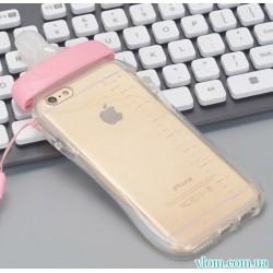 Чехол розовая соска на Iphone 7/8 PLUS