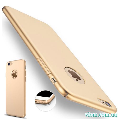 Чехол золотой на Iphone 7/8 PLUS