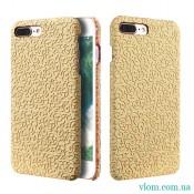 Чехол золотые вензеля на Iphone 7/8 PLUS