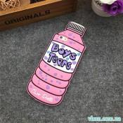 Чехол силиконовый Мужские Слезы на Iphone 7/8 plus