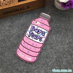 Чехол бутылочка Мужские Слезы на Iphone 6/6s plus