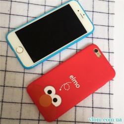 Чехол мультик Elmo на Iphone 7/8 plus
