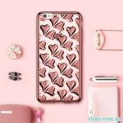 Чехол Сердца на Iphone 6/6s plus
