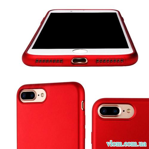 Чехол Red на Iphone 7/8 plus