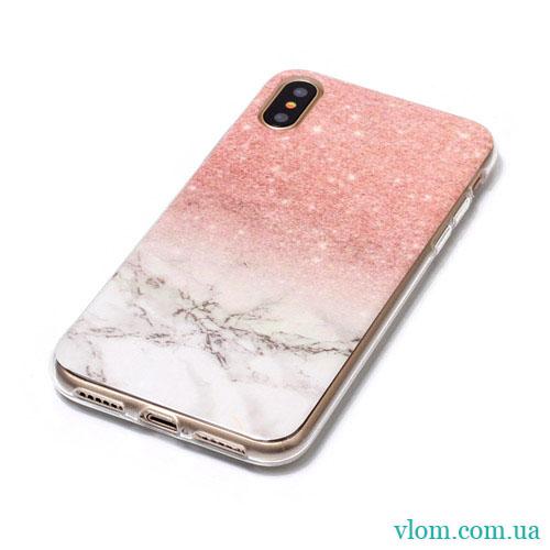 Чехол Камень на Iphone X 10