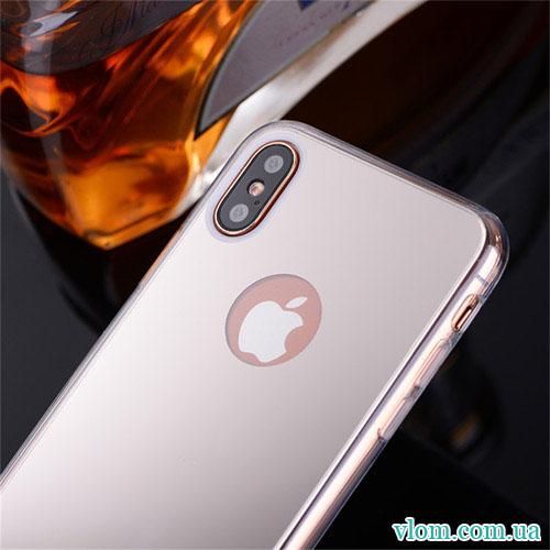 Чехол Зеркало на Iphone X 10