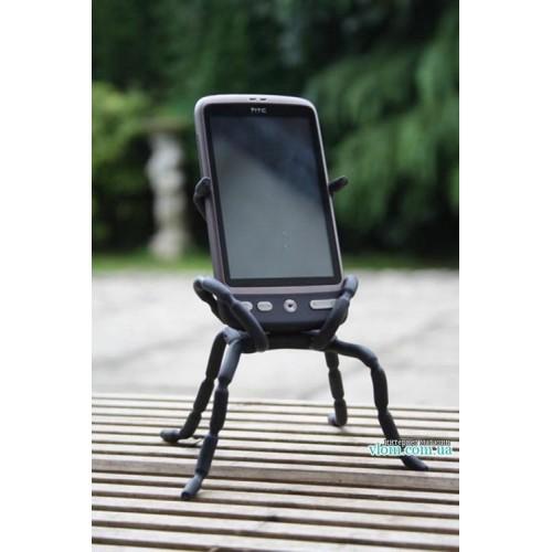 Паук держатель, подставка для мобильного телефона