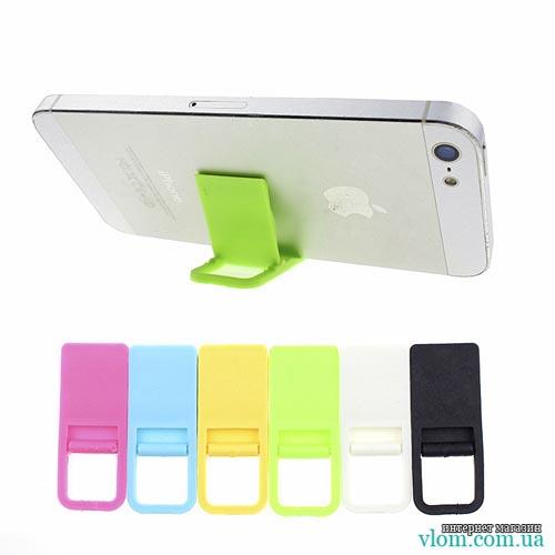 Брелок - держатель и подставка для мобильного телефона