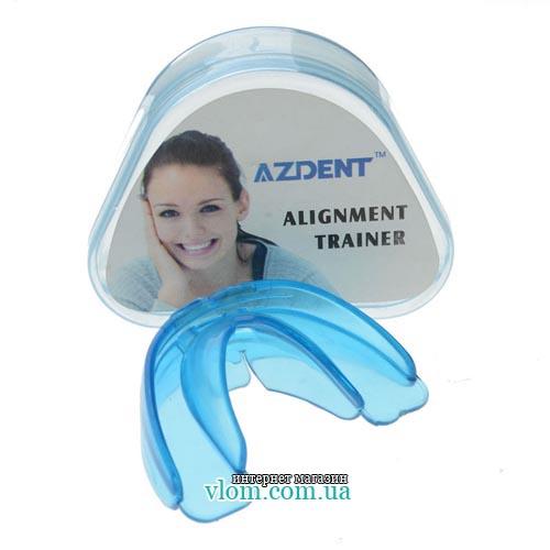 Ортодонтическая капа для тренировки-выравнивания зубов