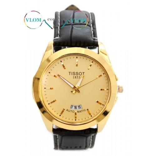 eeaab3a0 Заказать наручные мужские кварцевые классические часы Tissot 1853 ...