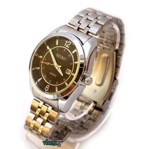 Мужские металлические часы Seiko Classic
