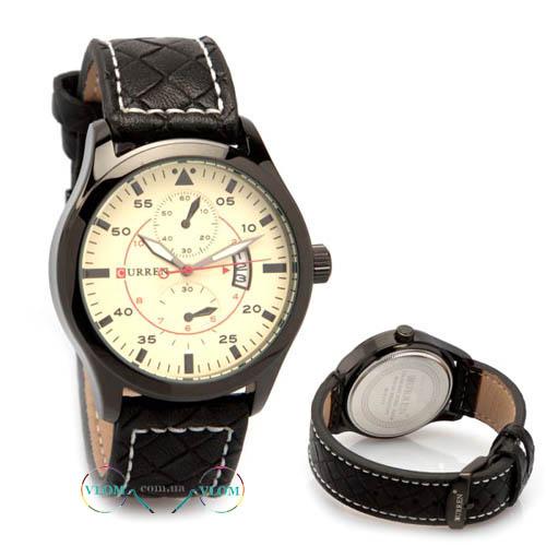 Мужские стильные часы Curren 8151