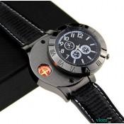 Мужские часы зажигалка с прикуривателем от USB