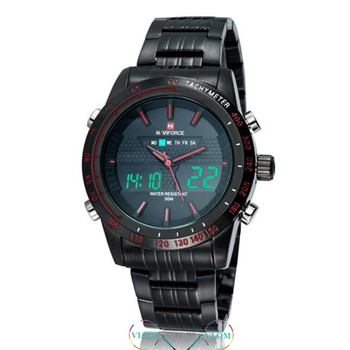 Мужские LED часы Naviforce 9024