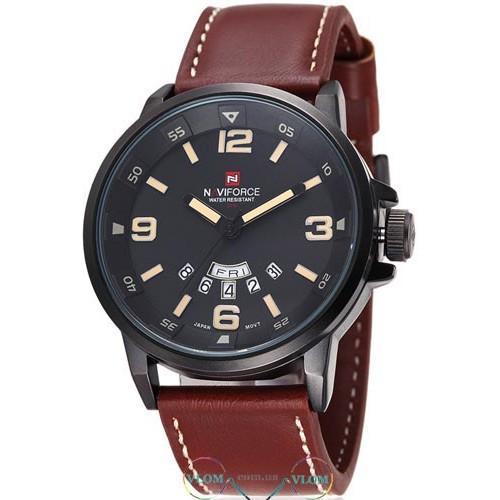 Мужские классические часы Naviforce 9028