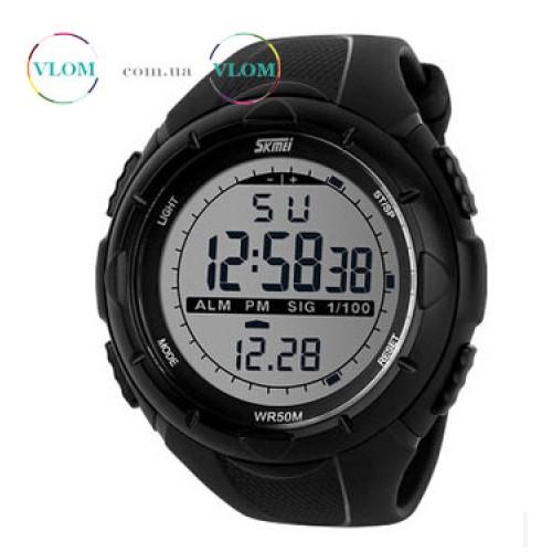 Мужские часы спортивно-военные SKMEI 1025