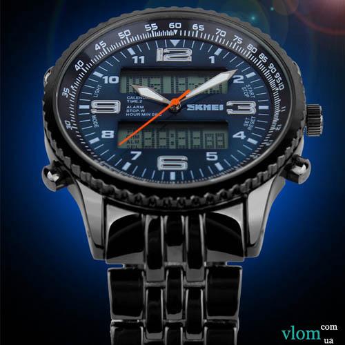 Мужские современные часы Skmei 1032