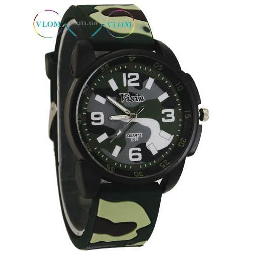 Мужские военные часы Visin Camo