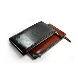 Мужской кошелек на молнии ITSLIFE