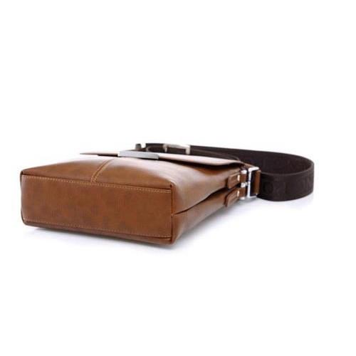 Мужская сумка коричневая Polo Firenzuola