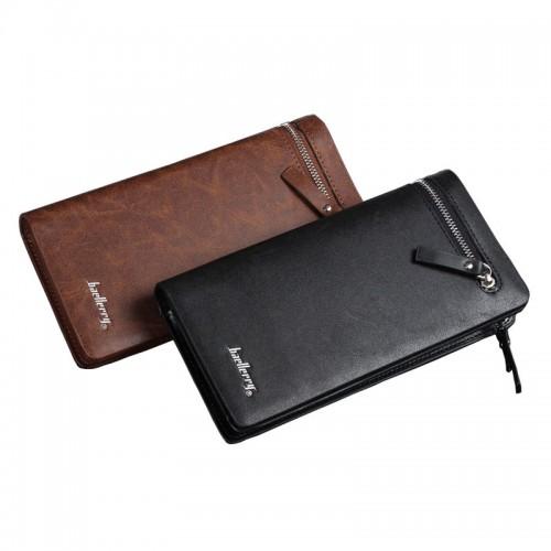 Мужской кожаный кошелек портмоне Baellerry Italia