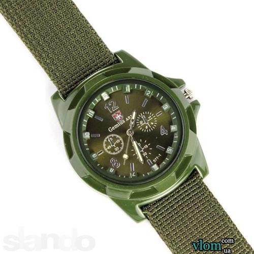 Мужские военные часы Gemius Army