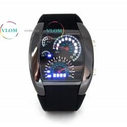 Мужские Led часы Спидометр - Street Racer