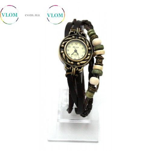 Женские винтажные часы браслет Ely