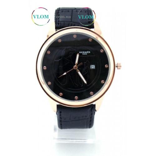 Мужские стильные наручные часы Hermes Paris - Гермес Париж