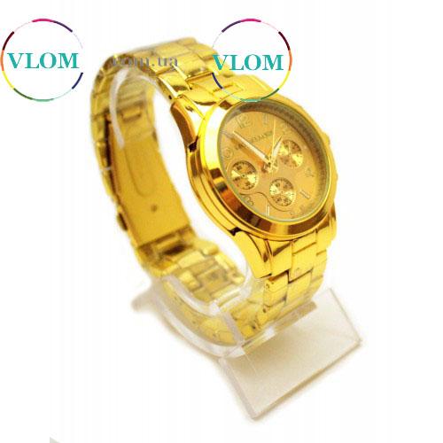 Женские золотые часы Michael Kors - Майкл Корс