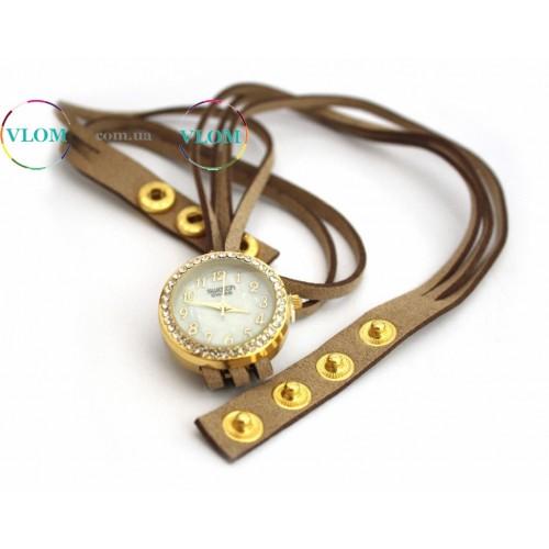 Женские элегантные часы браслет Swatch - Свотч