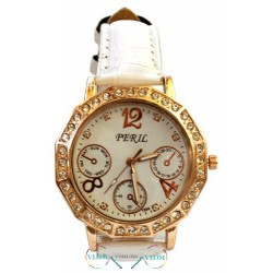 Женские часы со стразами Peril